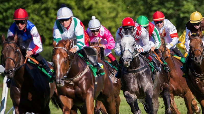 Racing Home: Working mothers in the horseracing industry