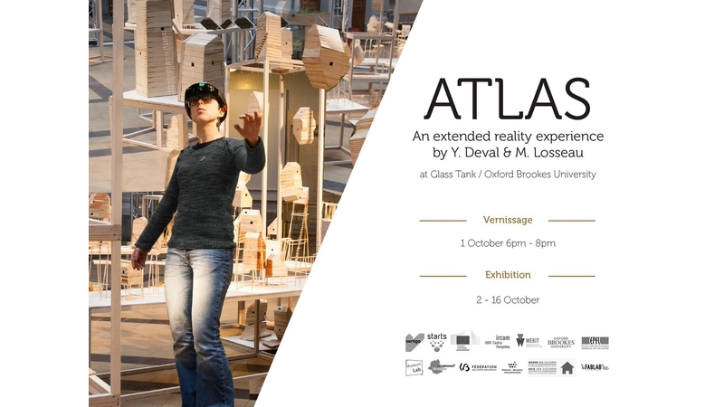 ATLAS Exhibition Poster