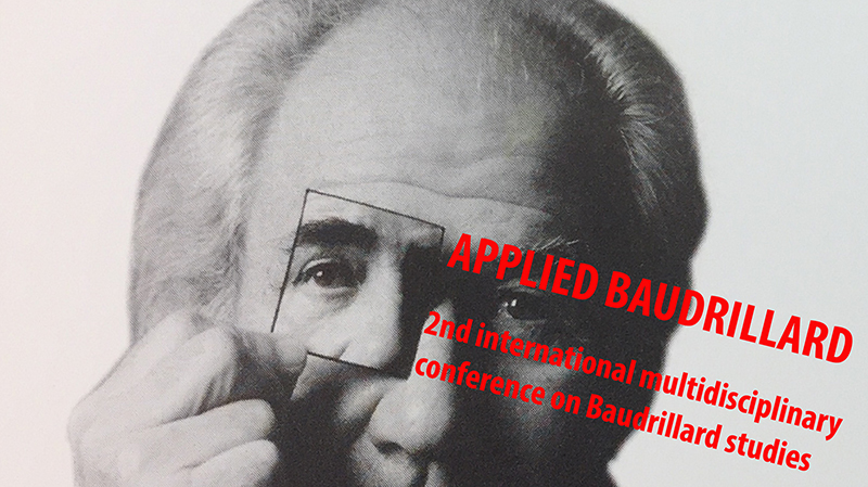 Applied Baudrillard