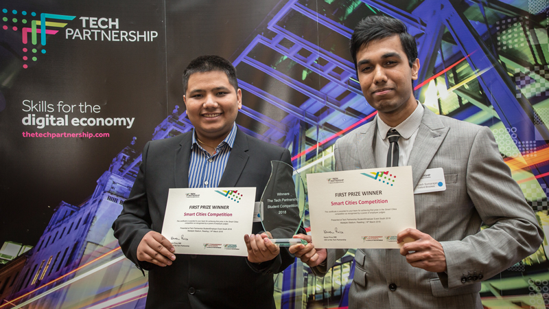 Tech Partnership Award