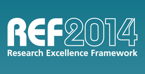 Research Excellence Framework in 2014