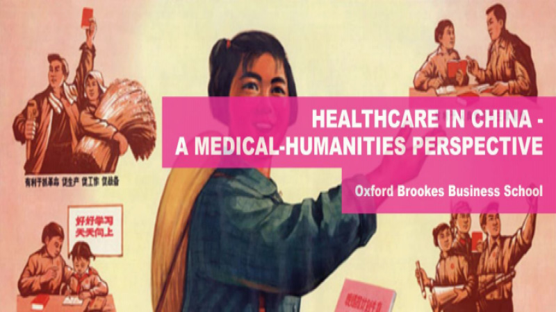 Healthcare in China - A Medical Humanities Perspective