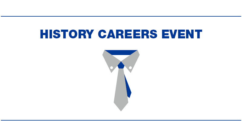 History careers event