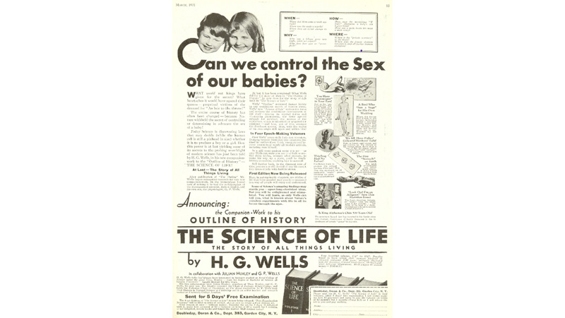 What's Sex Got to Do with It? Gender, Sexuality & Eugenics