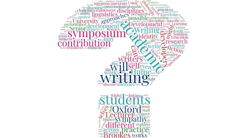 Writing Symposium