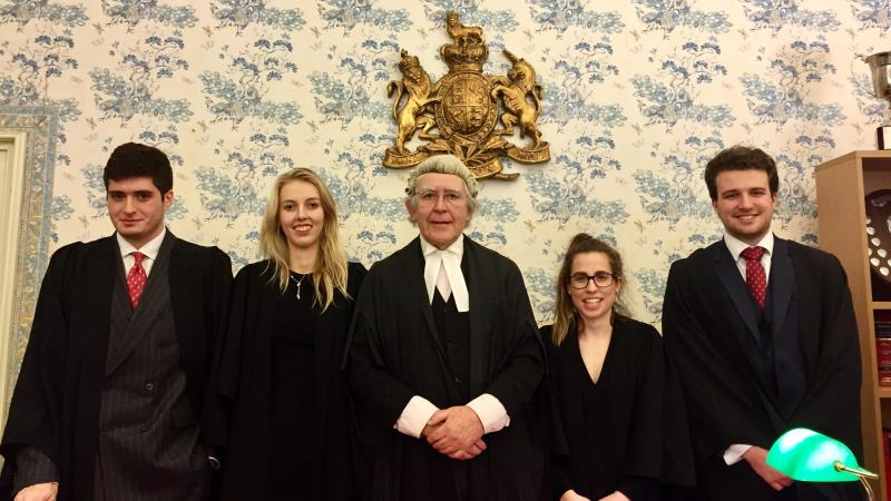 Postgraduate mooting successes for the School of Law