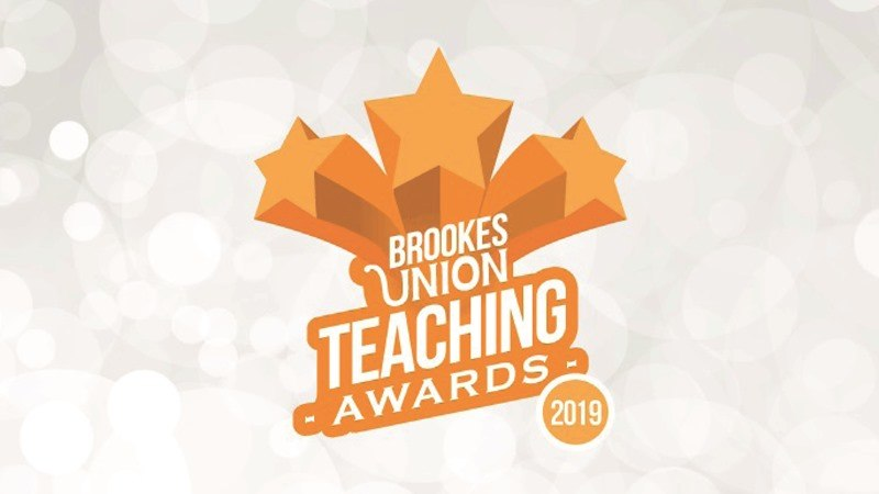Success at the the Brookes union teaching awards 2019