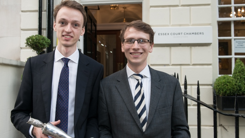 Law School alumni represent the UK in Commonwealth Mooting Competition