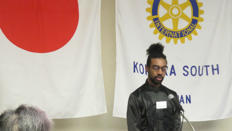 Brookes Applied Languages student wins Speaking competition in Japan
