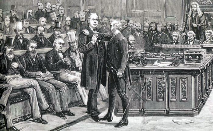 History graduate talks on BBC Radio Northampton about Charles Bradlaugh MP