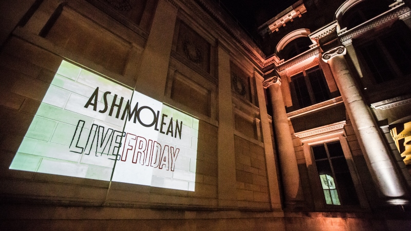 Framed! History of Art department bring portraits to life at Ashmolean LiveFriday event