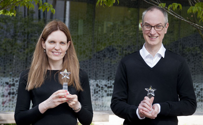 Faculty of Humanities and Social Sciences picks up two awards at Brookes Union Teaching Awards