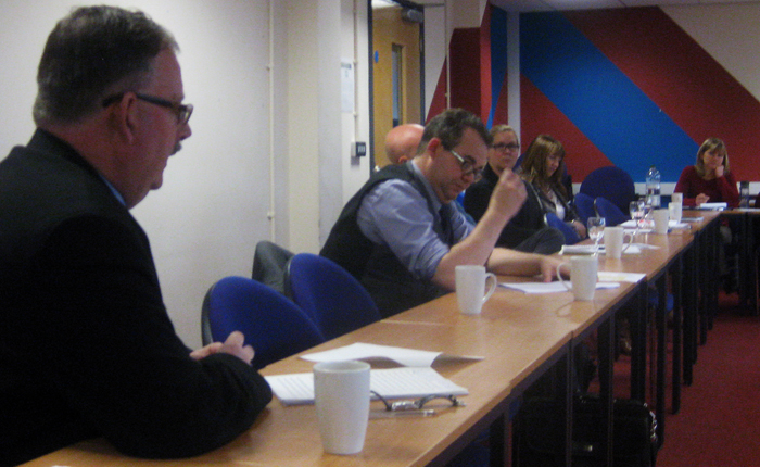 Internet security and Big Data considered by panel of experts during seminar hosted by Oxford Brookes University