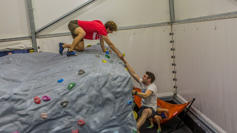 Climbing And Mountaineering Oxford Brookes University