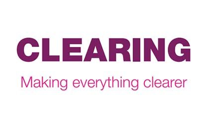Clearing brochure 2017 cover image