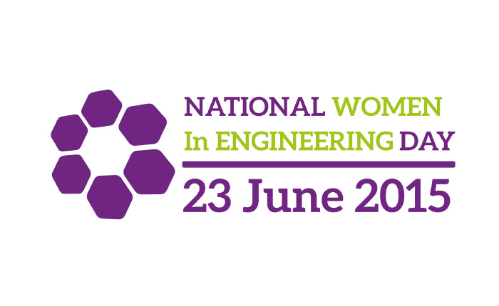 National Women in Engineering Day 2015 logo