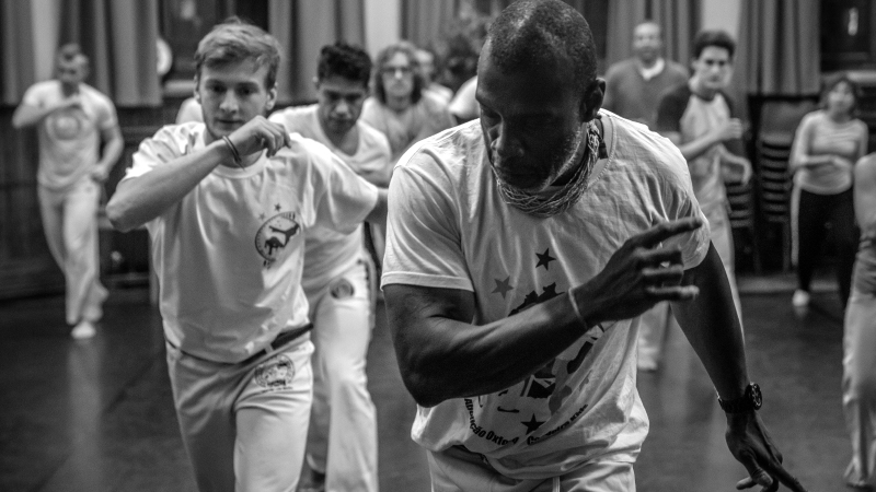 The Art of Capoeira - Introductory Workshop