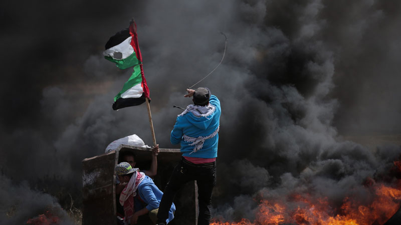 Gaza: beyond international law?