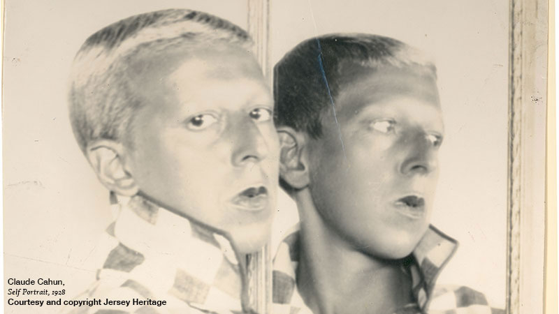 Claude Cahun: Beneath This Mask
