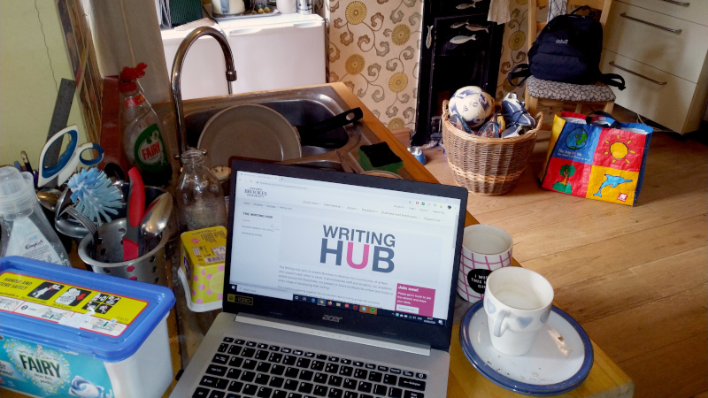 Writing Hub Kitchen