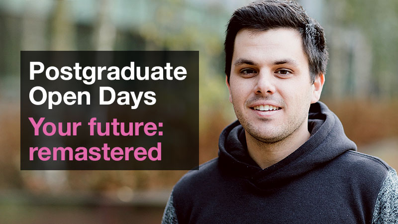 Postgraduate Open Evening, Oxford Brookes Business School