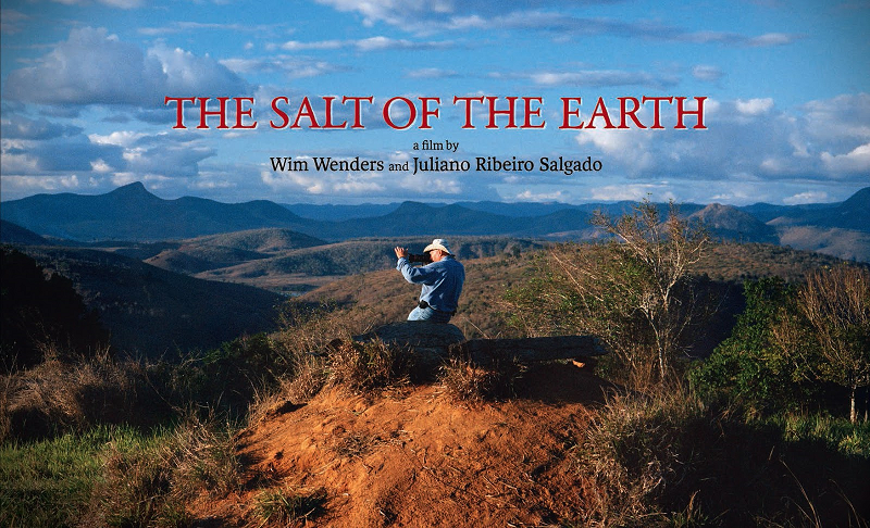The Oxford Brookes Documentary Club. THE SALT OF EARTH at the JHB Lecture Theatre from 7 to 9pm