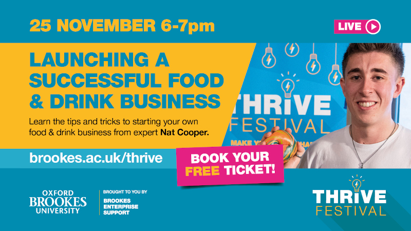 Thrive Food and Drink