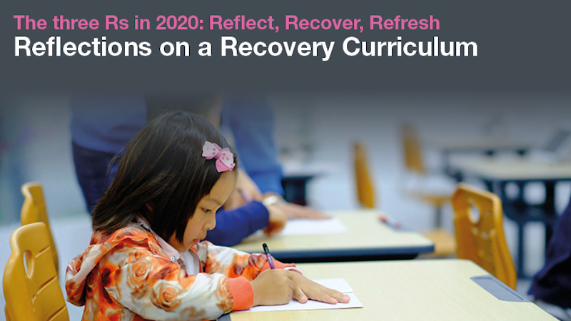 Reflections on a Recovery Curriculum