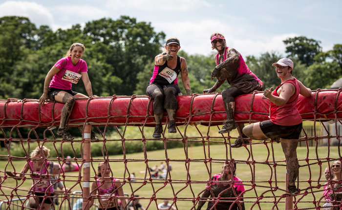 Race for Life - Muddy