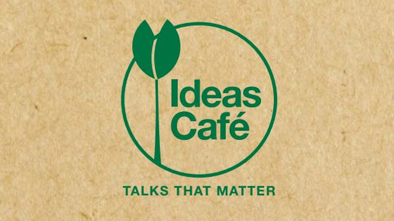 Ideas Cafe logo