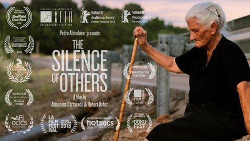 The Silence of Others documentary