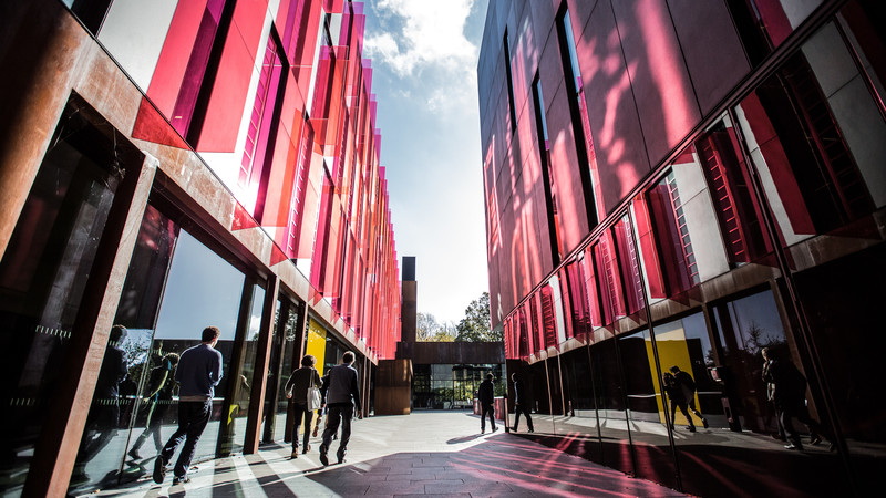 Nominations open for Oxford Brookes University's new Chancellor