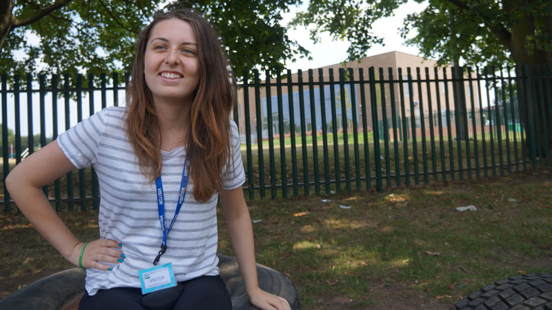 Brookes student chosen to promote Oxford's international links as an Oxford City Rep