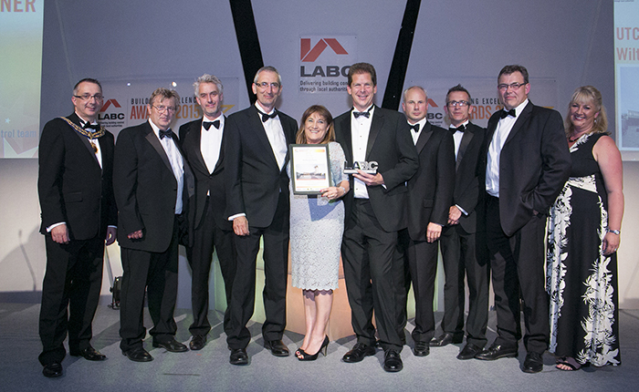UTC Swindon triumphant at Building Excellence Awards