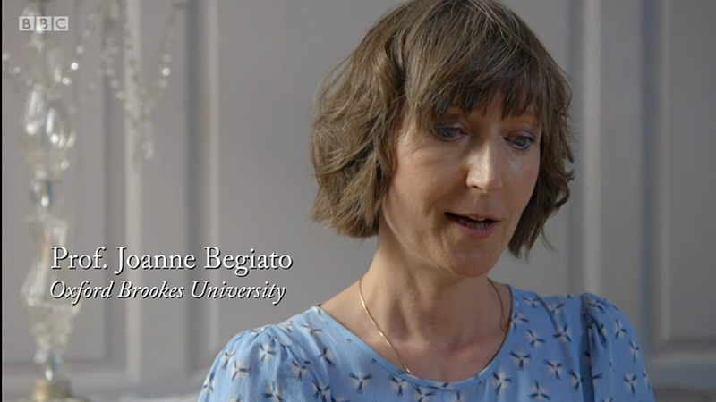 Prof Joanne Begiato offers expertise on iPlayer