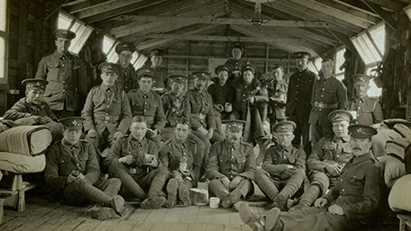 Beyond the Western Front exhibit reveals personal histories of World War I