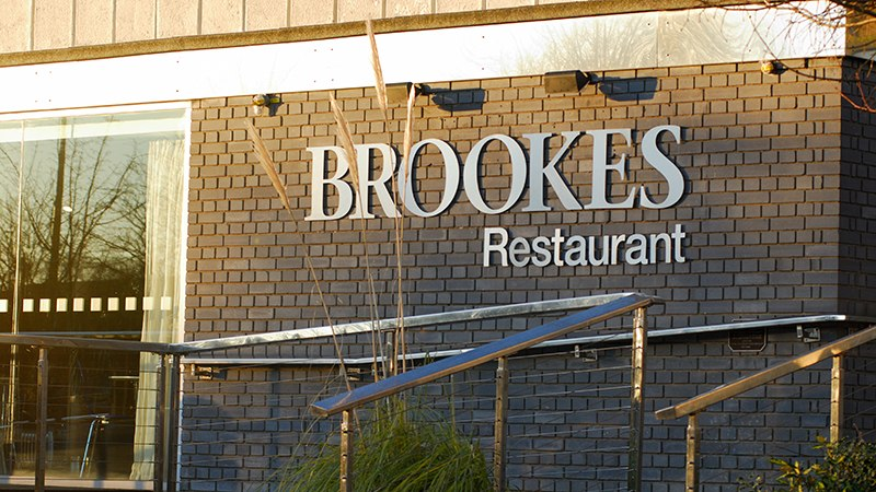 Decision take on future of Brookes Restaurant