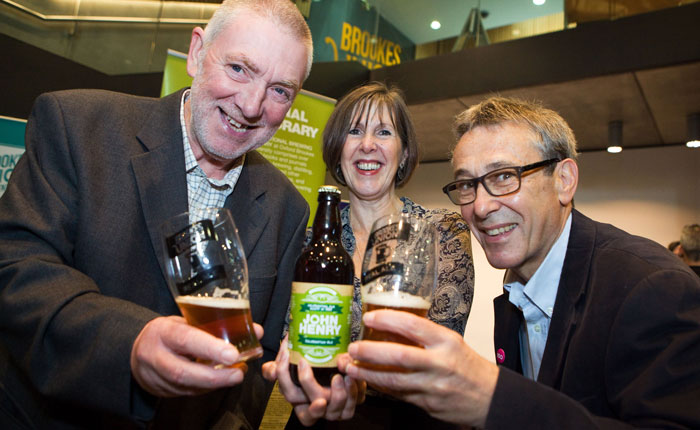Beer launch