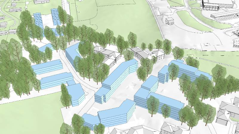 Community views welcomed on student village redevelopment