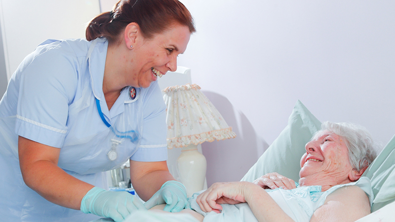 Views needed to shape future of community nursing research