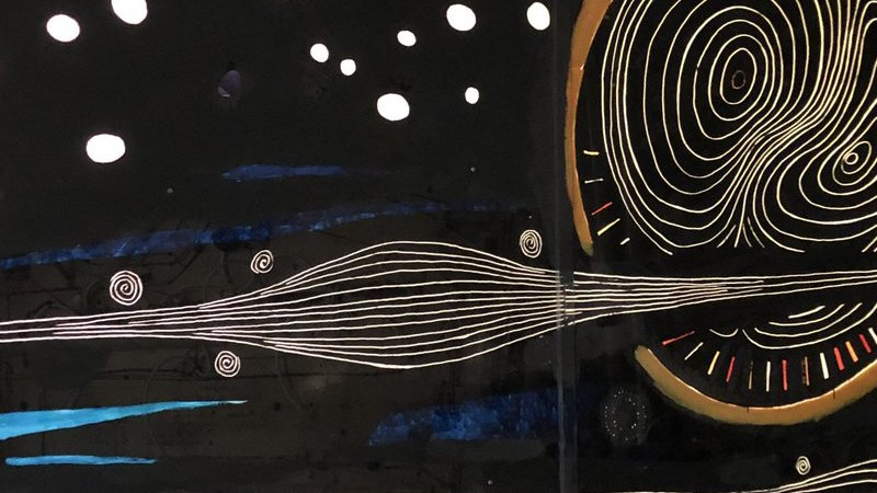 Kinetic artwork by Frank Malina restored for public display at Oxford Brookes University