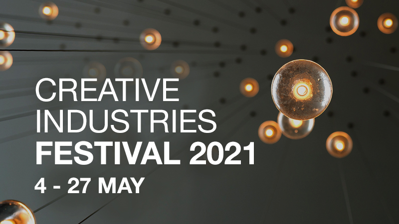 Festival celebrates the diversity of the creative industries and asks what our post-lockdown future looks like