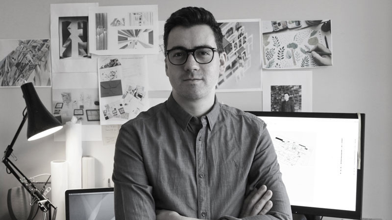 Master's graduate takes joint-first prize for architecture designs