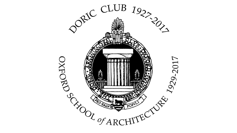 Architecture students and alumni celebrate 90 years of The Doric Club