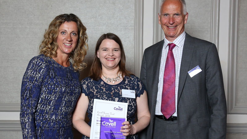 Student midwife recognised at national awards