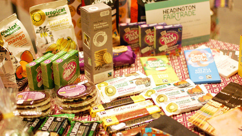 Brookes celebrates 15 years of championing Fairtrade