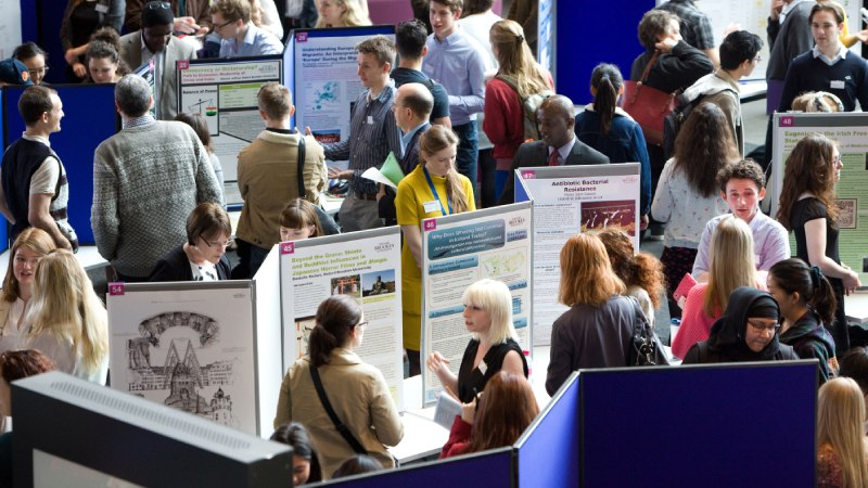 Oxford Brookes University Students research in the spotlight at Get Published! Poster Conference 2019
