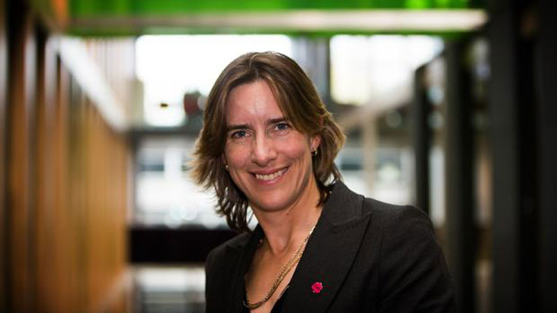 Oxford Brookes congratulates Chancellor Dame Katherine Grainger on winning rowing's most prestigious award
