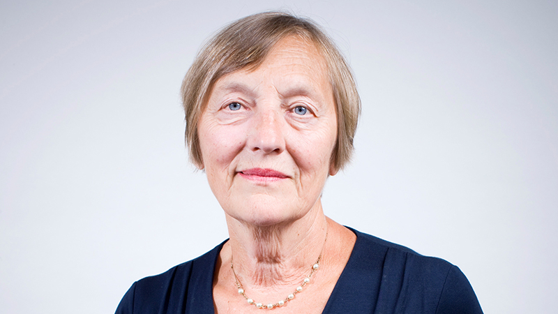 Welcoming our new Chair of the Board of Governors Leslie Morphy OBE