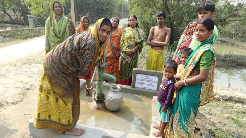 Life-Water-Well-West-Bengal